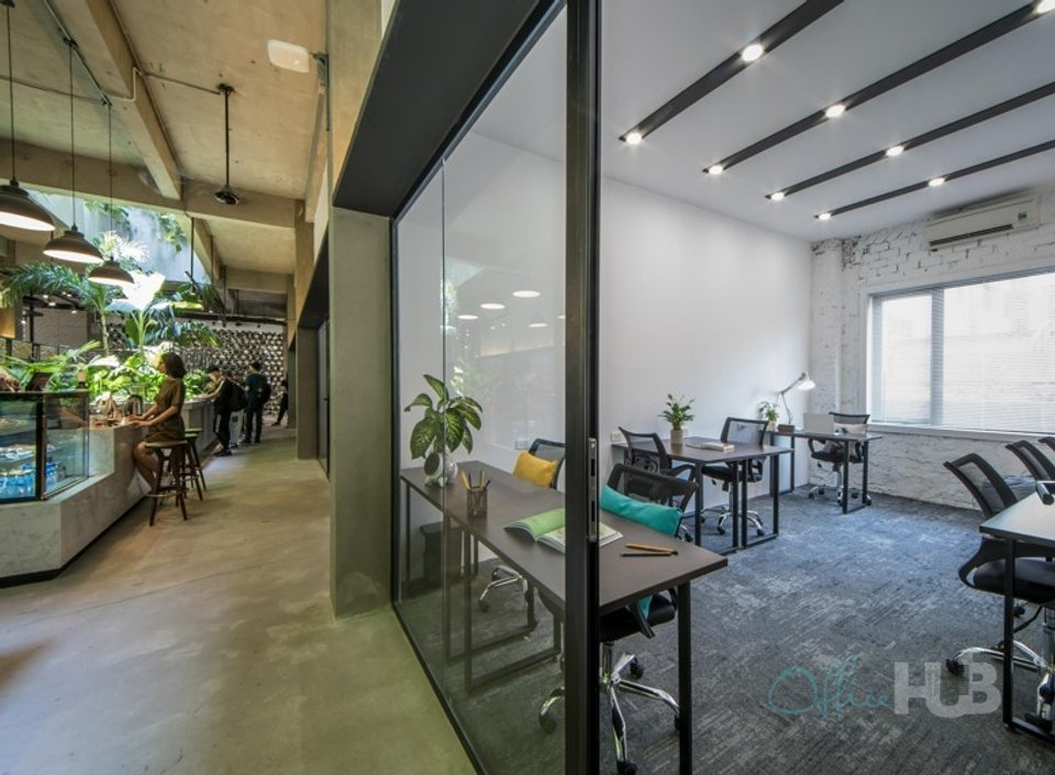 Office space for lease in 126 Nguyen Thi Minh Khai, District 3 District 3 - image 1