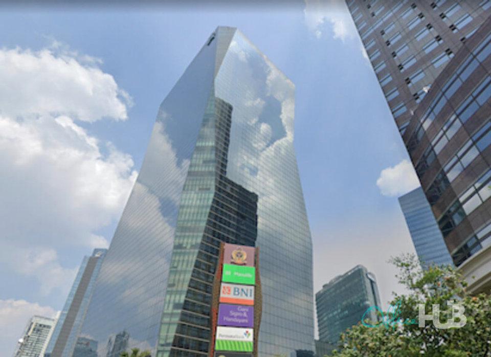 Office space for lease in Menara Standard Chartered Jakarta Selatan - image 1