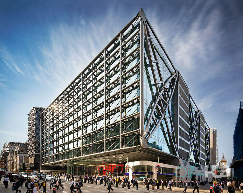 Office space for lease in Cannon Place London - image 1