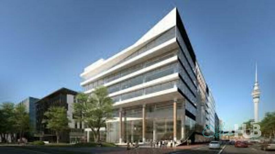 Office space for lease in ONE55 Fanshawe Auckland - image 1