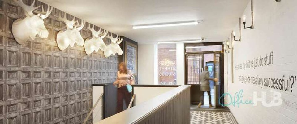 Office space for lease in Archer Street Studios Soho - image 2