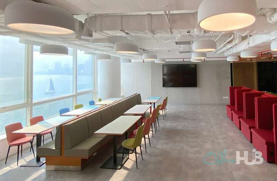 Office space for lease in Harbourfront Landmark building Hong Kong - image 3