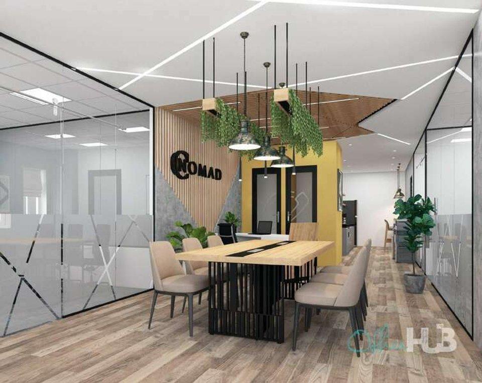 Office space for lease in TÒA NHÀ SAIGON BUILDING Phú Nhuận - image 2