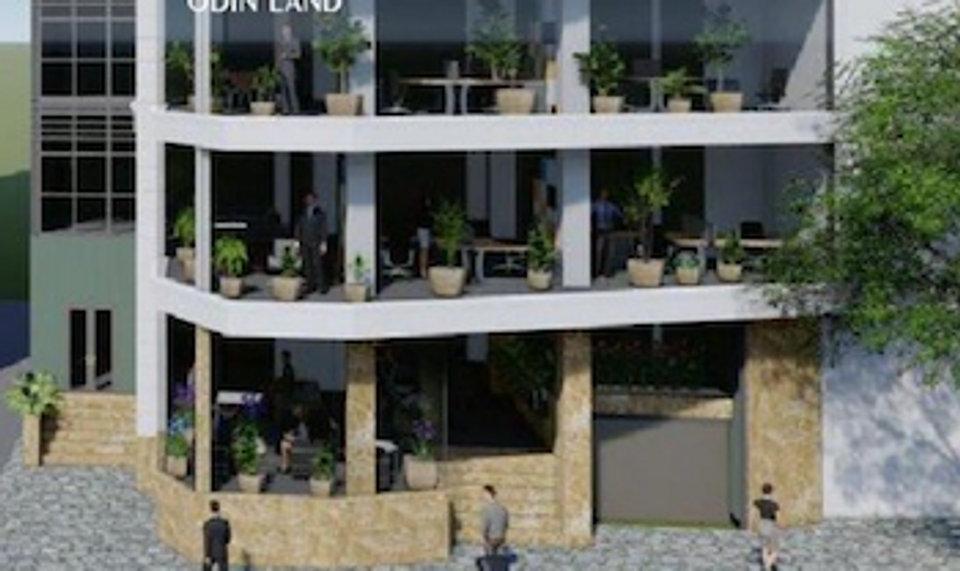 Office space for lease in TÒA NHÀ SAIGON BUILDING Phú Nhuận - image 1