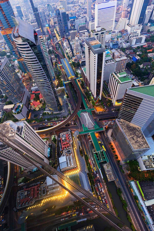 Thailand Bangkok Silom for lease - image 1