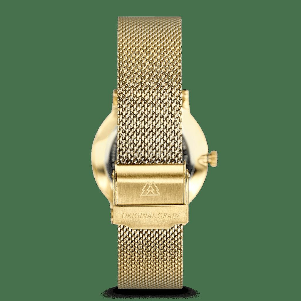 Ashwood Gold Womens Avalon 34mm