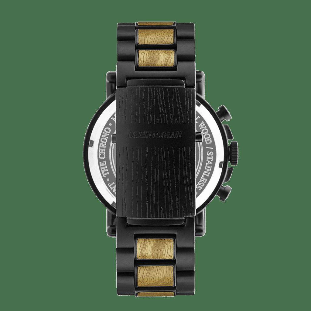 Verawood Black Chrono 47mm