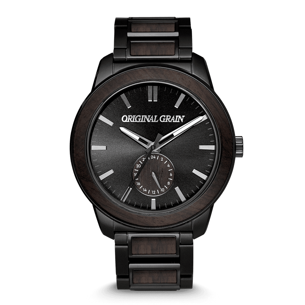 Blackwood Barrel 46mm by Original Grain