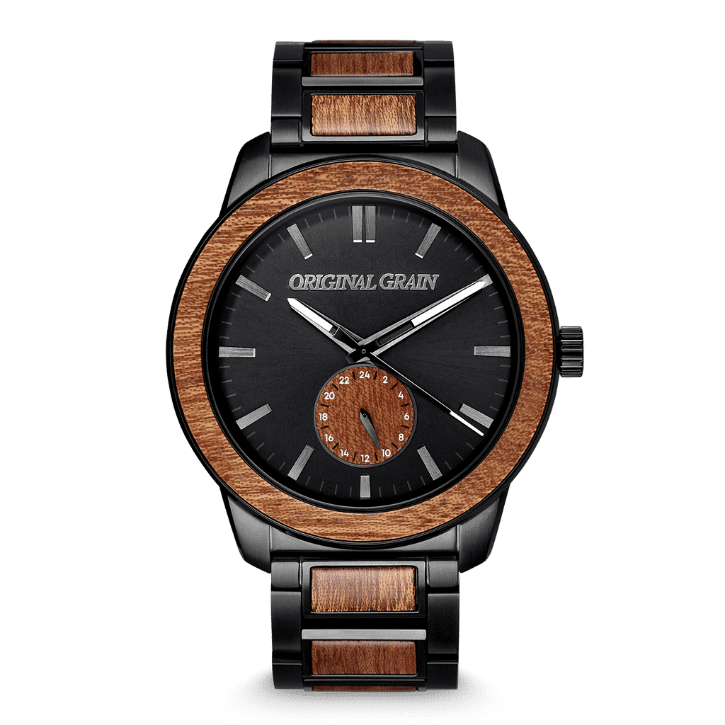 Sapele Black Barrel 46mm