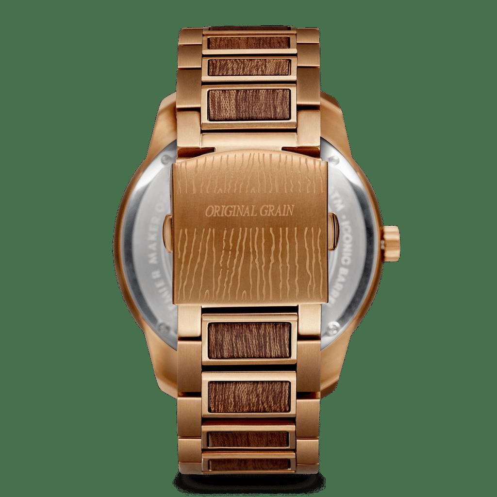 Sapele Bronze Barrel 46mm