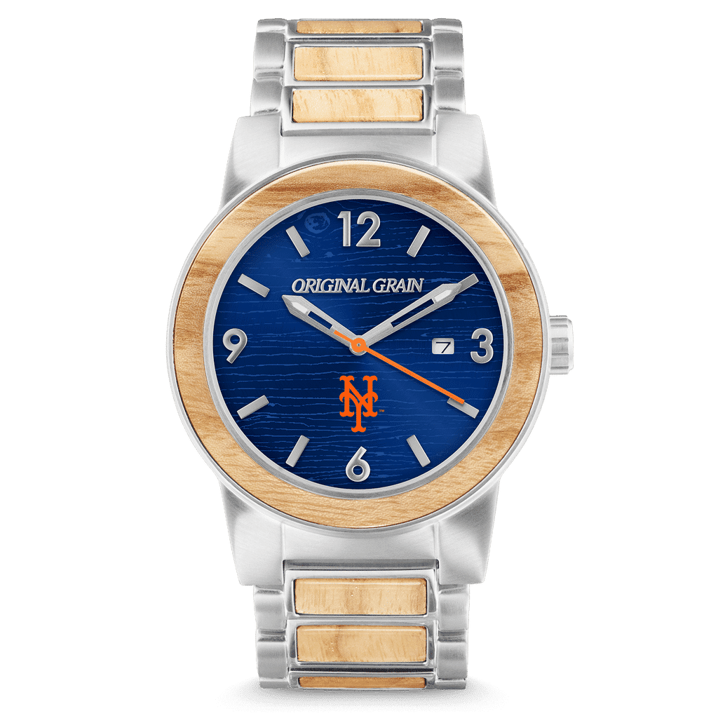 New York Mets Barrel 42mm