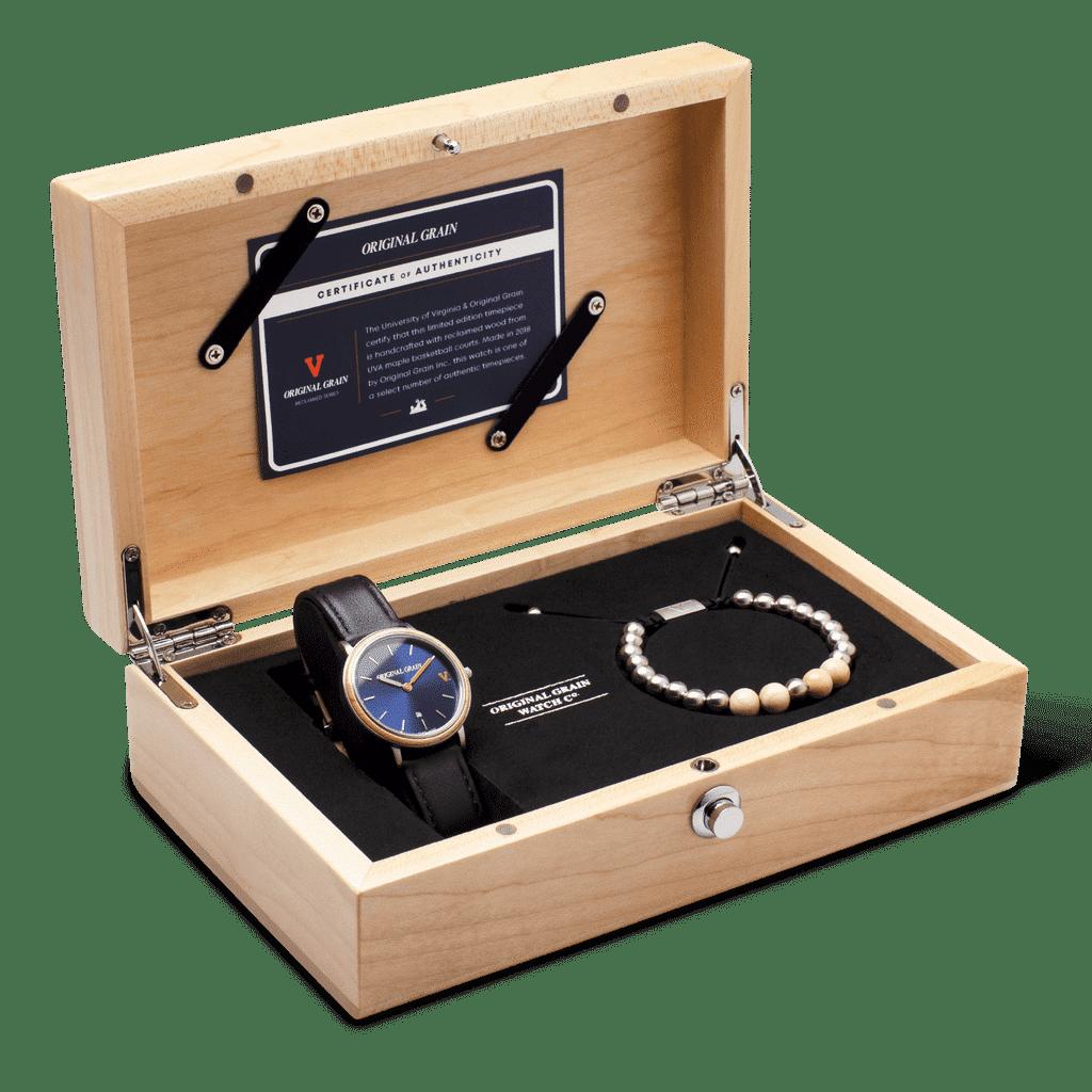 University of Virginia Womens Minimalist Set 34mm