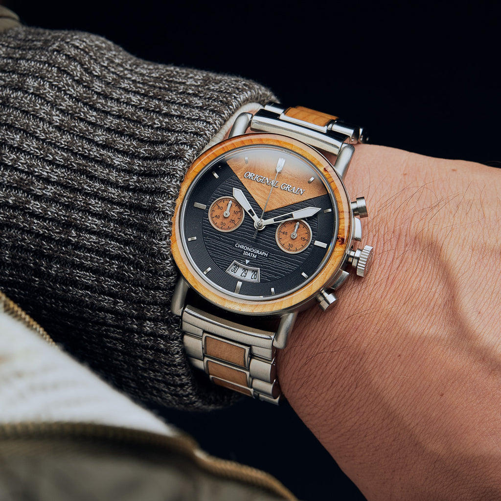 The Marc Chrono 44mm