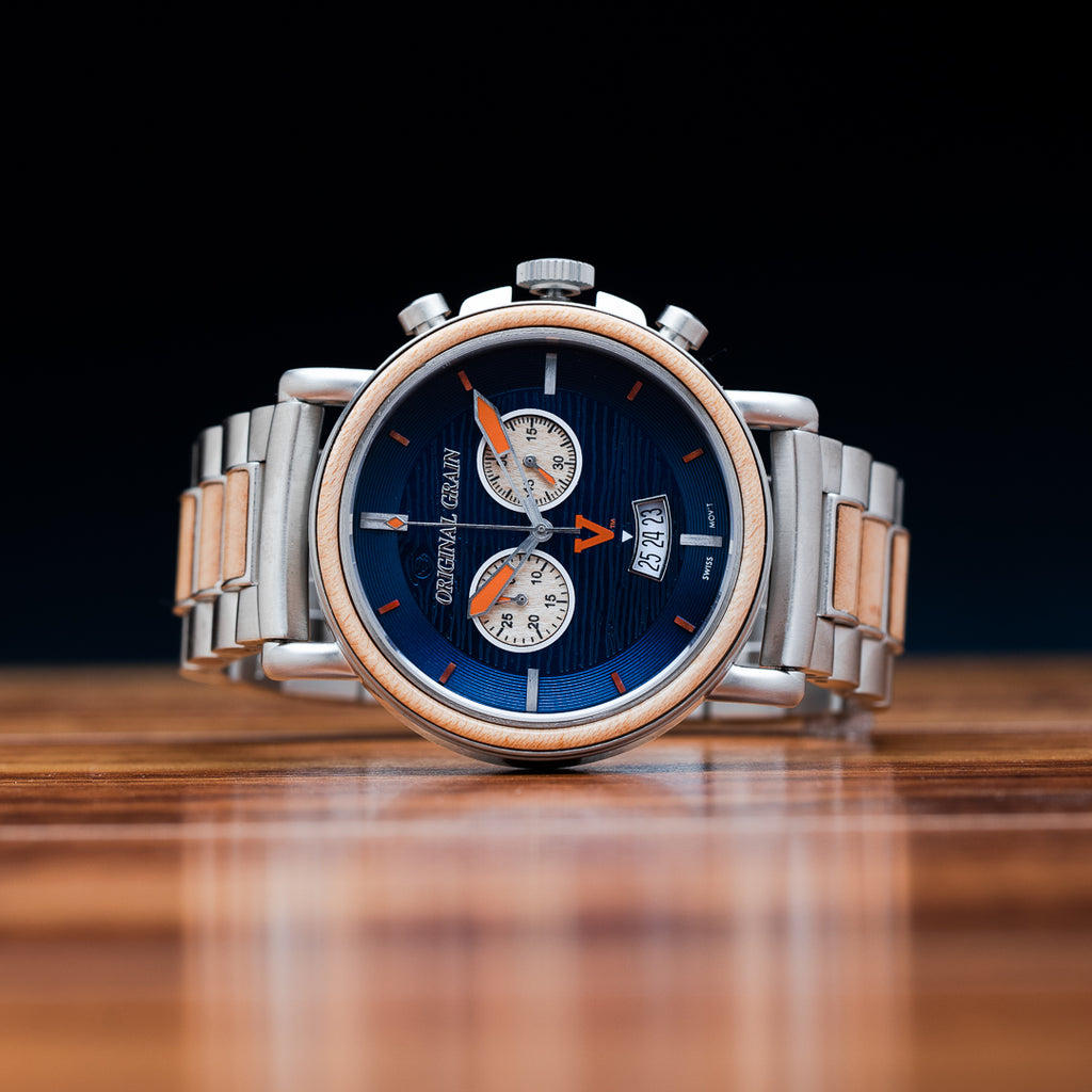 University of Virginia Chrono Set 44mm