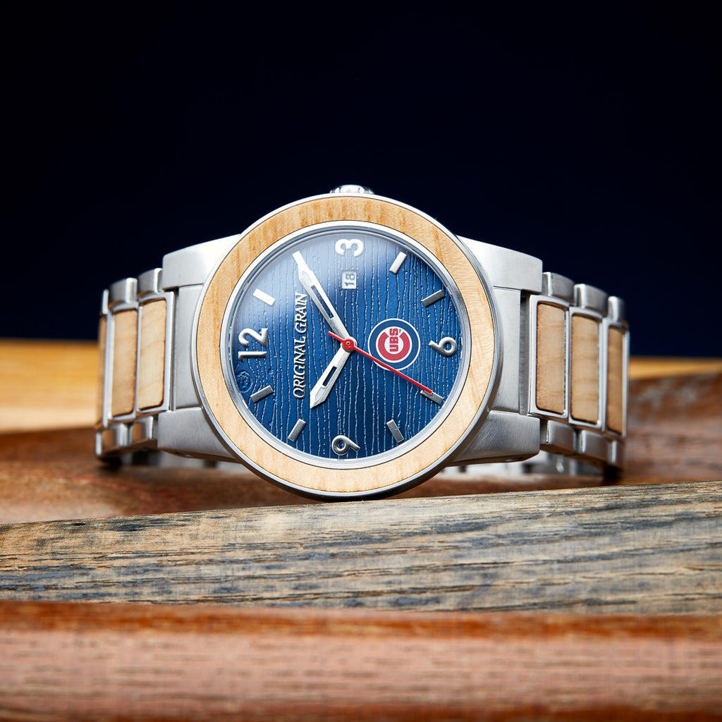 Chicago Cubs Barrel 42mm