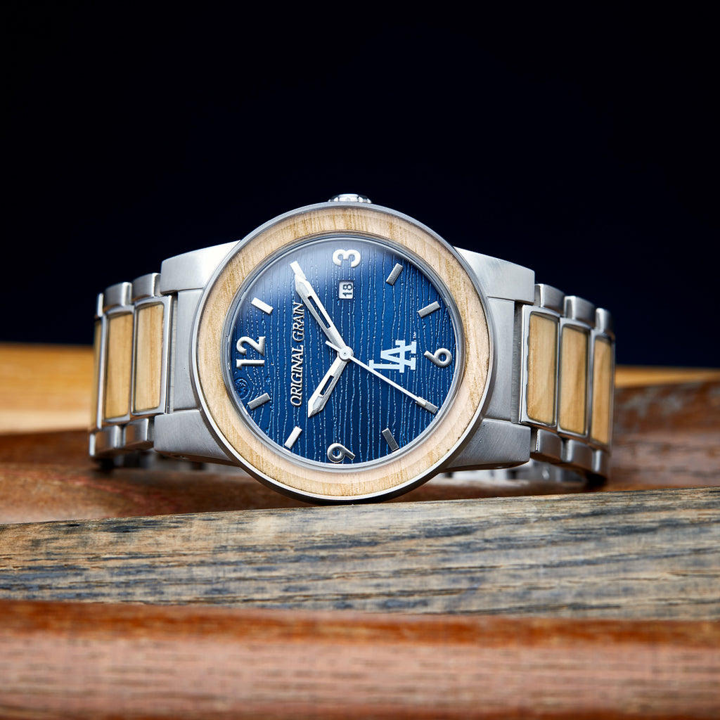 Los Angeles Dodgers Barrel 42mm