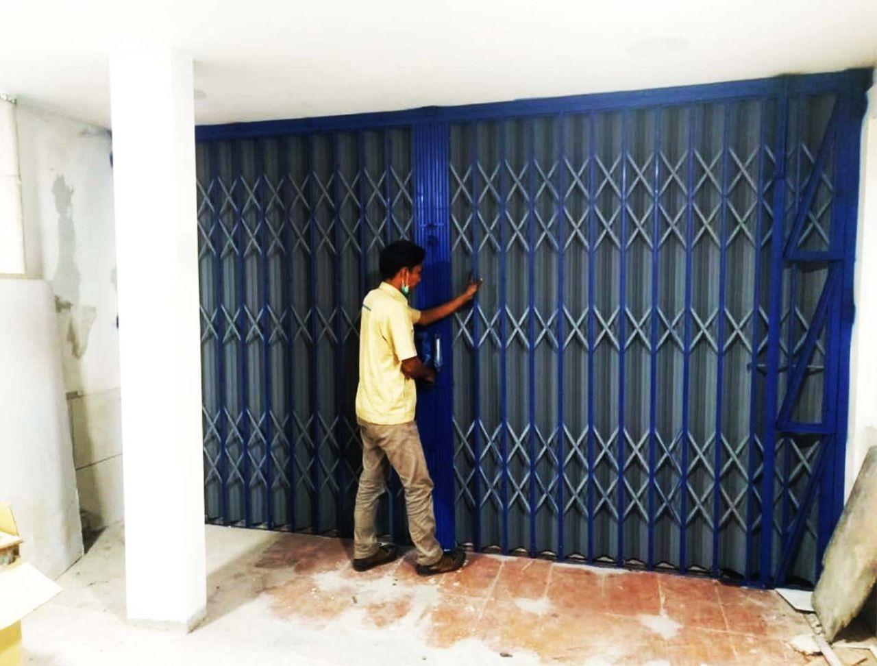 service rolling door jakarta, service rolling door bekasi