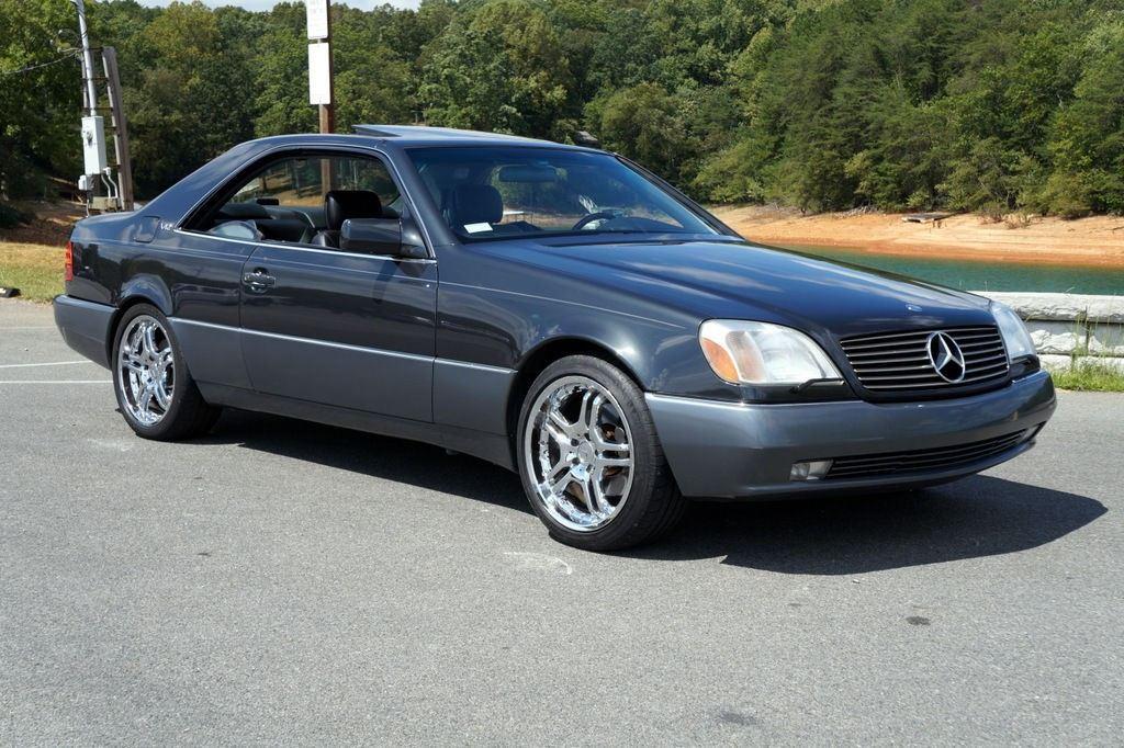 1995 Mercedes Benz 600 Series S600