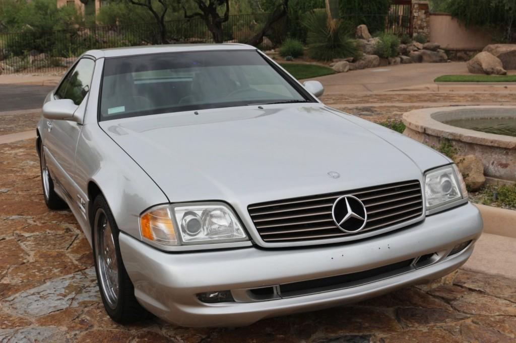 1999 Mercedes Benz 600 Series SPORT