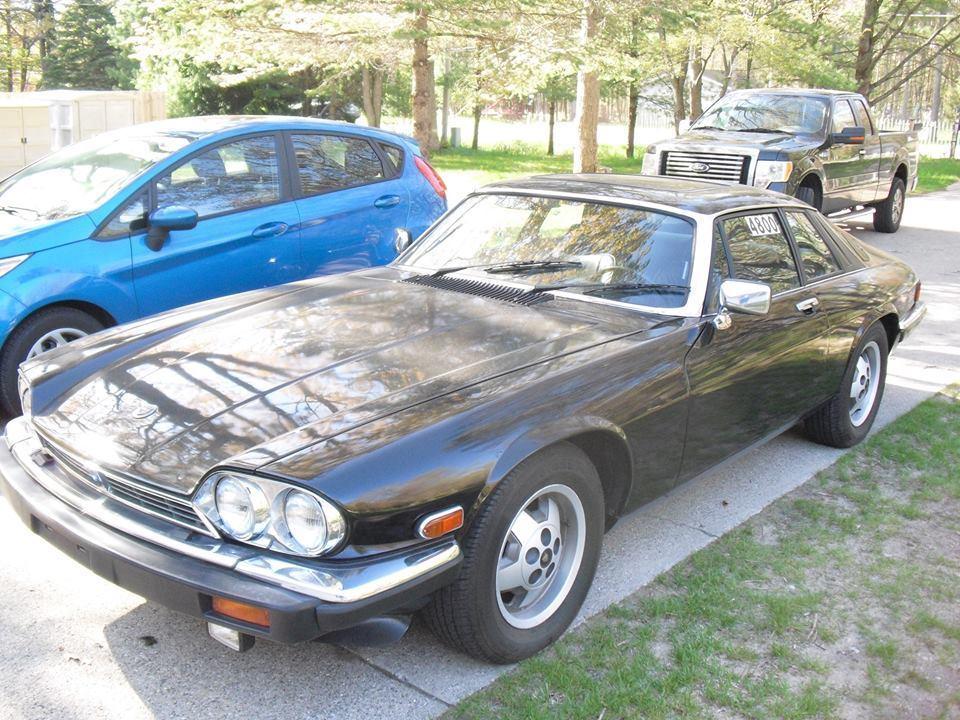 1986 Jaguar XJS – runs great