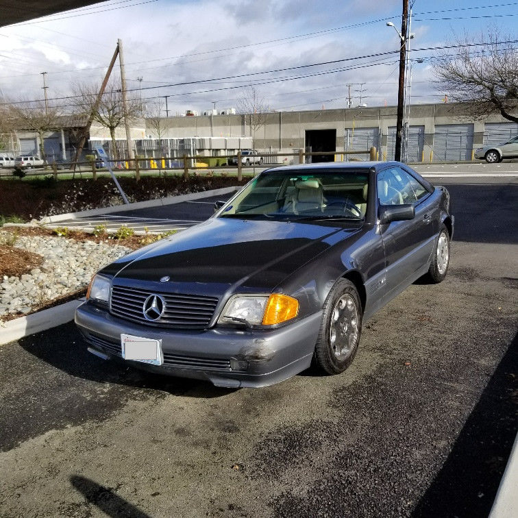 1994 Mercedes Benz 600 Series in good condition