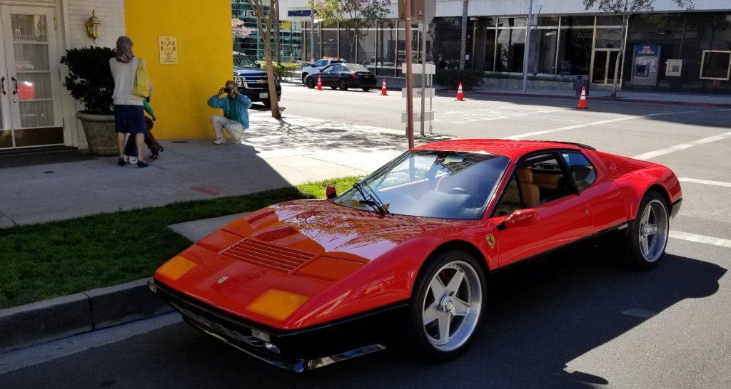AMAZING 1984 Ferrari 512