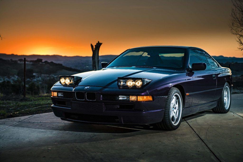 BEAUTIFUL 1995 BMW 8 Series