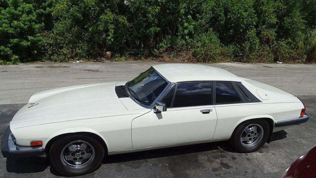 1989 Jaguar XJS Sport Coupe