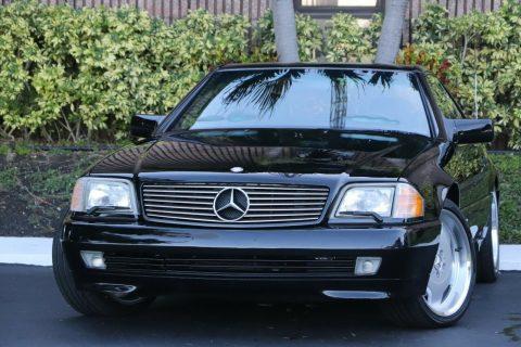 1994 Mercedes-Benz SL600 Convertible for sale