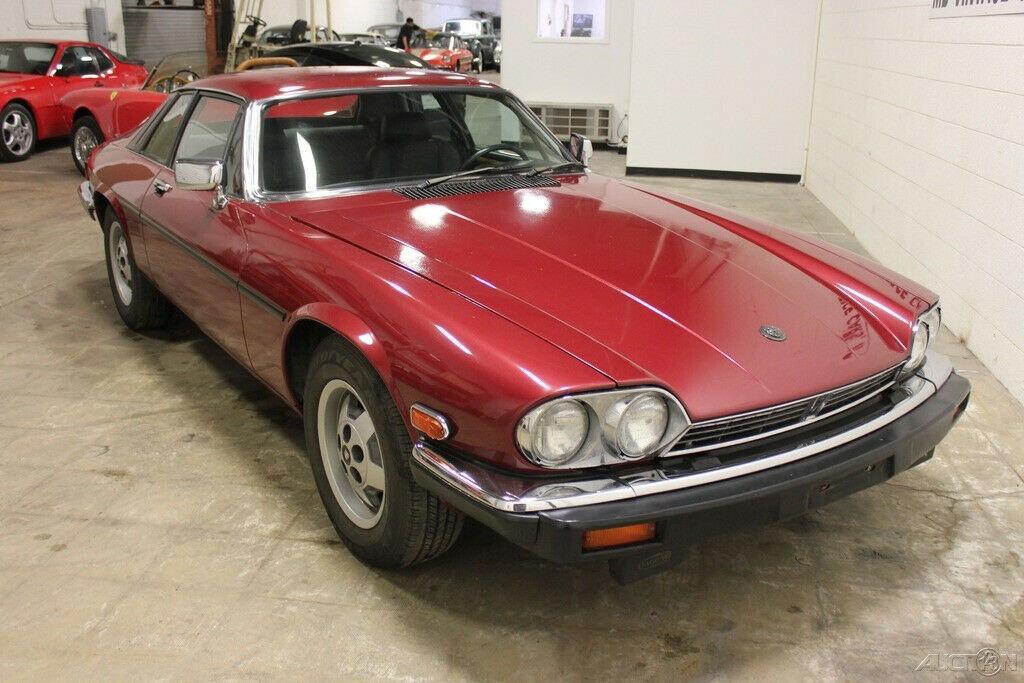 1984 Jaguar XJ XJS V12