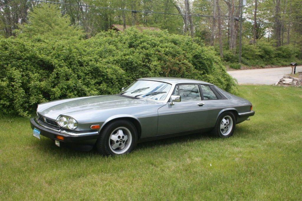 1987 Jaguar XJS Coupe V12