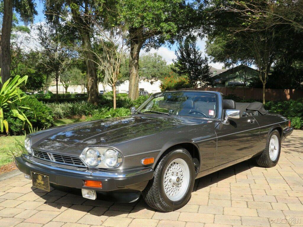 1989 Jaguar XJ XJS Convertible V 12 Simply Gorgeous