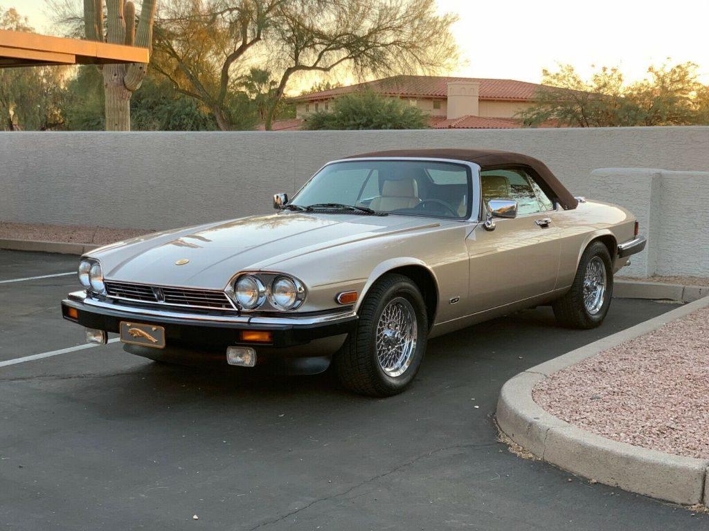 1991 Jaguar V12 Classic Edition