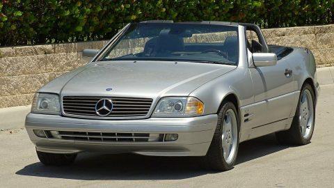 1998 Mercedes Benz SL Class SL600 for sale