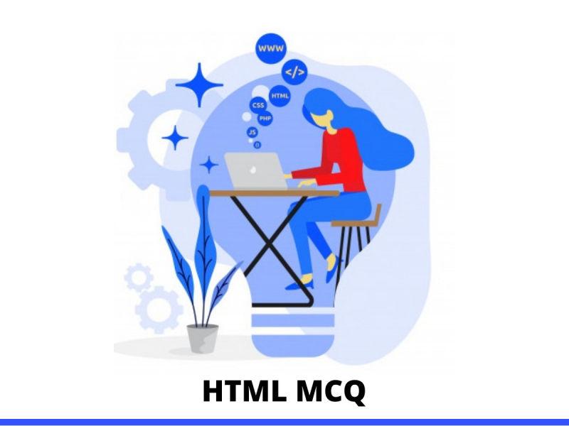 Html MCQ
