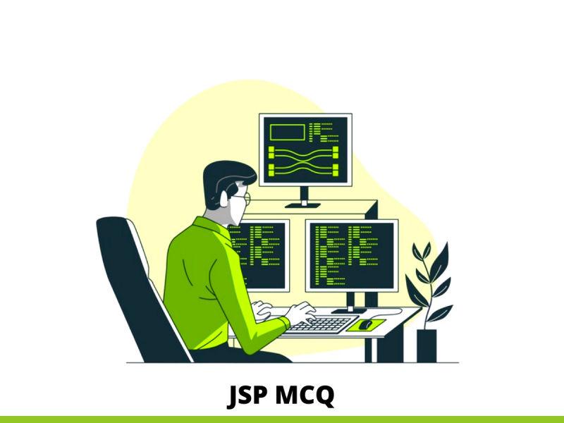 JSP MCQ