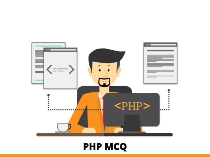 PHP MCQ
