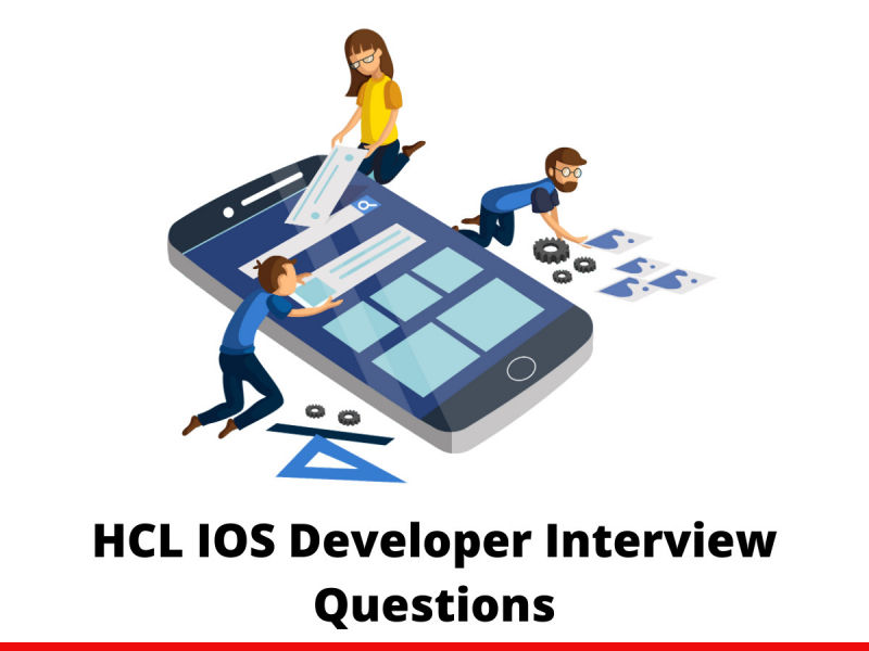 HCL IOS Developer Interview Questions