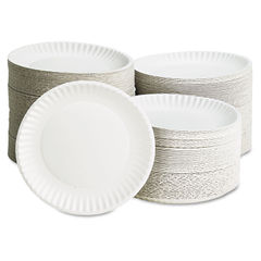 AJM Packaging Corporation Paper Plates Thumbnail