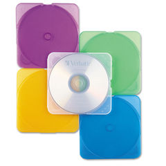 Verbatim® TRIMpak™ CD/DVD Cases Thumbnail