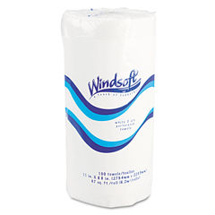 Windsoft® Perforated Paper Towel Rolls Thumbnail