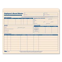 TOPS™ Employee Record Master File Jacket Thumbnail