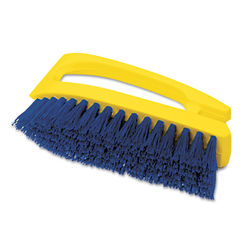 Rubbermaid® Commercial Iron-Shaped Handle Scrub Brush Thumbnail