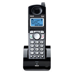 RCA® ViSYS™ Two-Line Accessory Handset Thumbnail