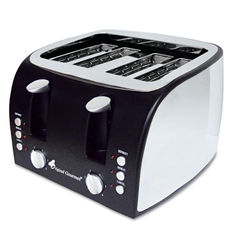 Coffee Pro 4-Slice Multi-Function Toaster Thumbnail