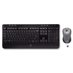 Logitech® MK520 Wireless Keyboard + Mouse Combo Thumbnail