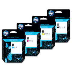 HP C4810A, C4811A, C4812A, C4813A Printhead Thumbnail