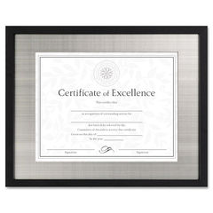 DAX® Contemporary Wood Document Frame Thumbnail