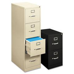 basyx Vertical File Cabinet