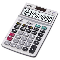 Casio® JF100MS Desktop Calculator Thumbnail